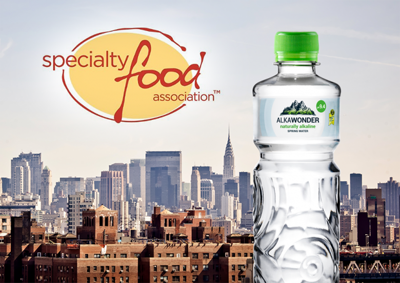 Join us at the Summer Fancy Food Show in New York